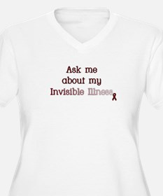 Invisible Illness - APS T-Shirt