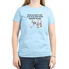 Retired Nurse Story Art T-Shirt