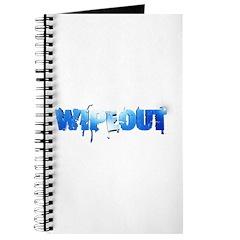 Wipeout Logo Journal
