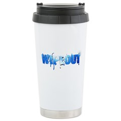 Wipeout Logo Travel Mug