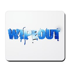 Wipeout Logo Mousepad