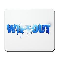Wipeout Logo Mousepad