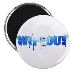 Wipeout Logo Magnet