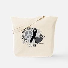 Skin Cancer PLC Tote Bag