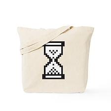 Windows Hourglass Tote Bag