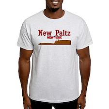 New Paltz Mohonk Brown T-Shirt