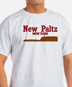 New Paltz Mohonk Brown T-Shirt