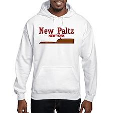 New Paltz Mohonk Brown Hoodie