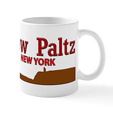 New Paltz Mohonk Brown Mug