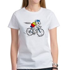 Bicycle Cat Tee