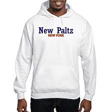 New Paltz Blue & Orange Hoodie