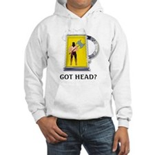 Hooded Beer Sweatshirt