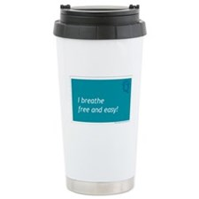 Releasing Cigarettes Travel Mug