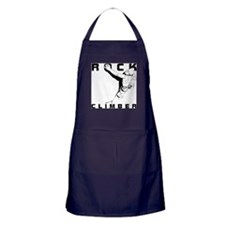 ROCK CLIMBER Apron (dark)