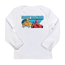 Kart Racing Long Sleeve Infant T-Shirt