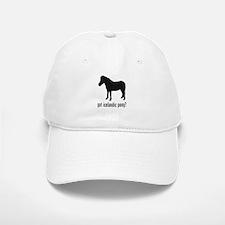 Icelandic Pony Baseball Baseball Cap
