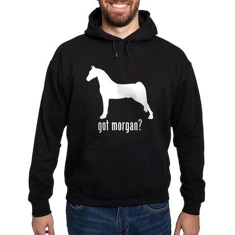 Morgan Horse Hoodie (dark)