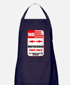 Defeat Apron (dark)