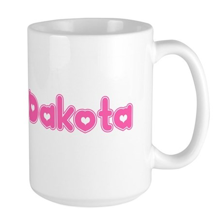 """""""Dakota"""" Large Mug"""