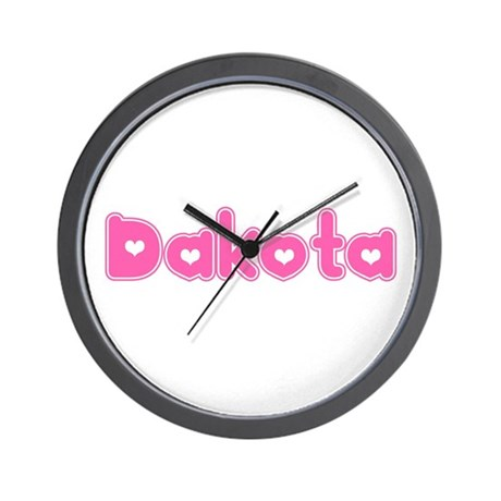 """Dakota"" Wall Clock"