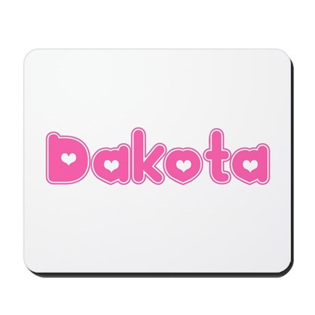 """Dakota"" Mousepad"