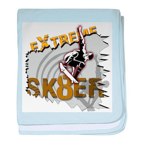 EXTREME SK8ER Infant Blanket