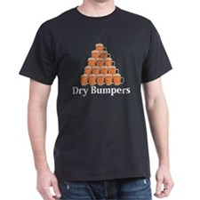 Dry Bumpers Logo 7 T-Shirt Design Front Cente