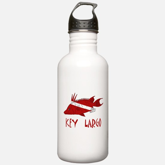 Key Largo Water Bottle