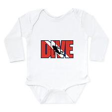 DIVE Long Sleeve Infant Bodysuit