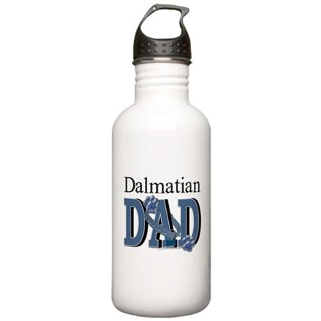 Dalmatian DAD Stainless Water Bottle 1.0L