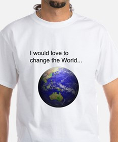 Change the World Shirt