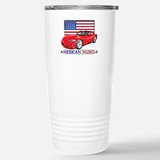 American Muscle Car Vip Travel Mug