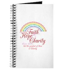 Rainbow For Girls - Faith, Ho Journal