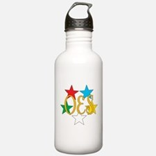 OES Circle of Stars Water Bottle