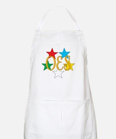 OES Circle of Stars Apron