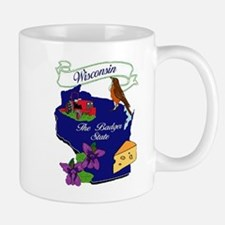 Wisconsin state Mug