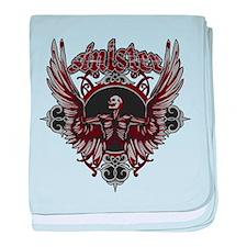 Sinister Angel Infant Blanket