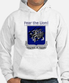 Fear the Lion! Hoodie