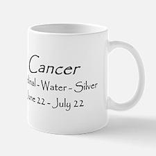 Water/Silver Cancer Mug