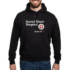 Sacred Heart ScrubsTV Hoody