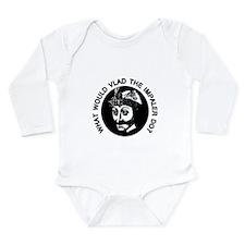 Vlad Long Sleeve Infant Bodysuit