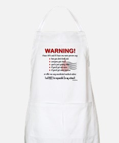 Warning! I have APS Apron