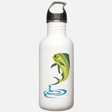Dorado Dolphin Fish or mahi-m Water Bottle