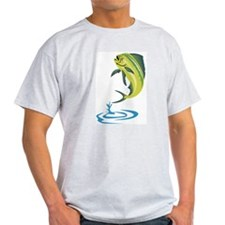 Dorado Dolphin Fish or mahi-m T-Shirt