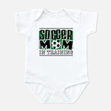 Soccer Mom In Training Infant Bodysuit