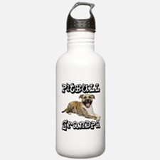PitBull GRANDPA Water Bottle