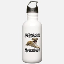 PitBull Grandma Water Bottle