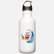 SaNtA aNd RuDoLf Water Bottle
