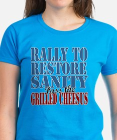 Grilled Cheesus Tee