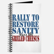Grilled Cheesus Journal